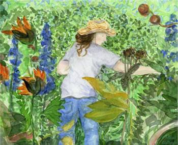 Wave Hill Gardener